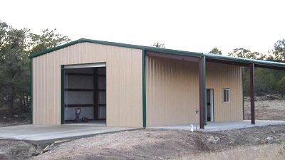 Steel Building Contractors In Pie Town New Mexico